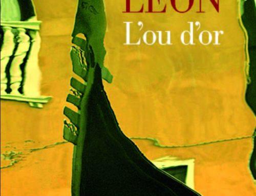 L'ou d'or, de Donna Leon