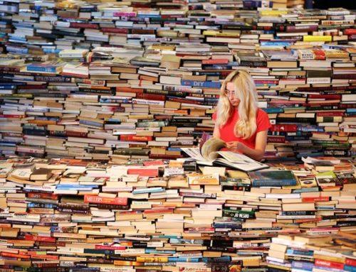 Saturació de llibres