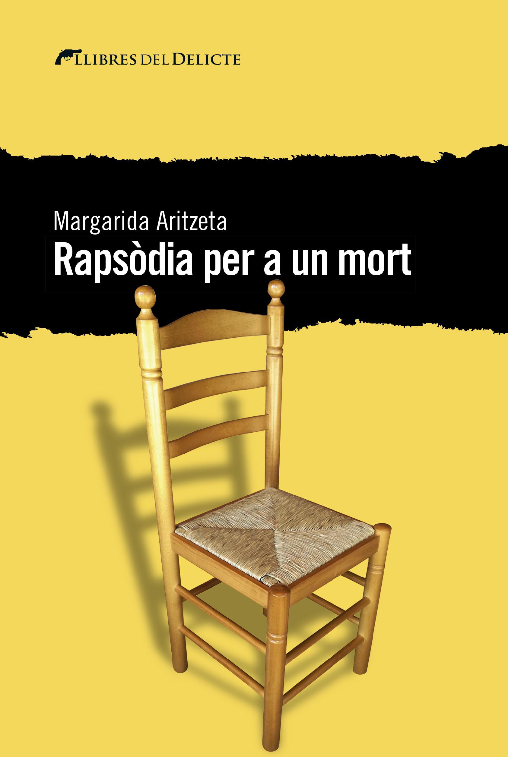 Resultat d'imatges de Rapsòdia per a un mort, de Margarida Aritzeta